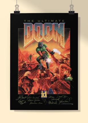 Постер ''DOOM''