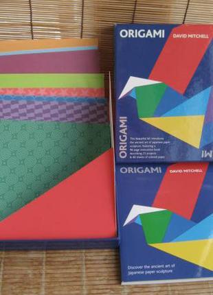 Набор для оригами подарочный, на английском, торг
