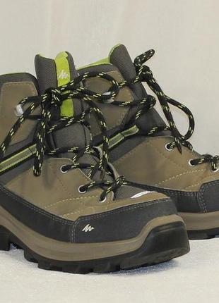 Ботинки quechua размер 34-35