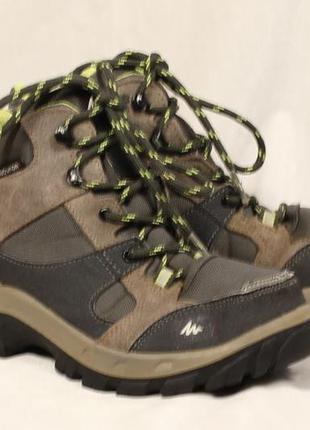 Ботинки quechua размер 33-34