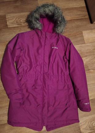 Зимняя парка куртка columbia