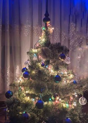 Сосна искусственная елочка новогодний декор