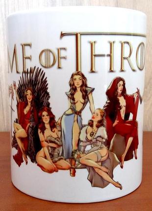 Оригинальная чашка Game of Thrones  Игра Престолов Men Women