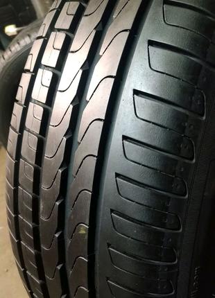 Пара 225/60 r17 Pirelli cinturato P7 runflat
