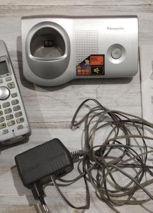 Радиотелефон, цифровой беспроводной телефон Panasonic kx-tg7107ua