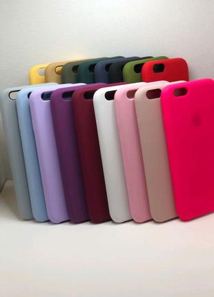 Чехол Silicon case на Iphone 6,iphone 6s