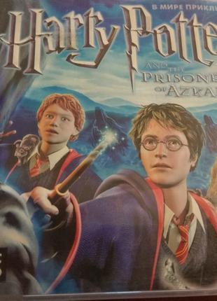 PC CD игра HARRY POTTER and the Prisoner of Azkaban лицензия