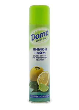 Освежитель воздуха DOMO Лимон Лайм 300 мл