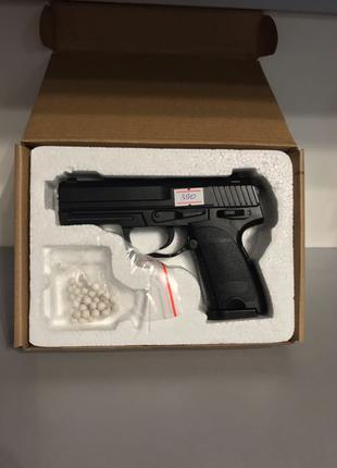 Игрушечный металлический пистолет Cyma Zm 20