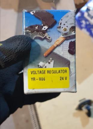 Реле-регулятор напряжения генератора 24V MAN/DAF/MB/IVC/SCA