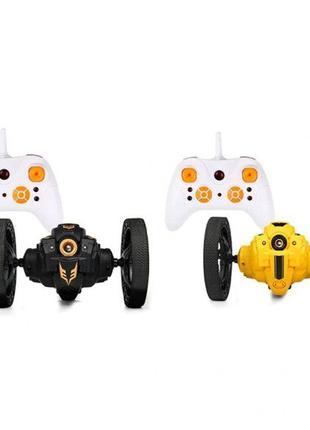 Радиоуправляемый прыгающий робот-дрон RH805