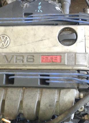 Разборка Volkswagen Golf III (1994), двигатель 2.8 VR6 AAA