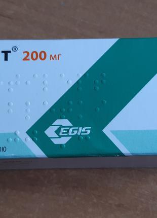 Продам таблетки Кетилепт 200мг (упаковка)