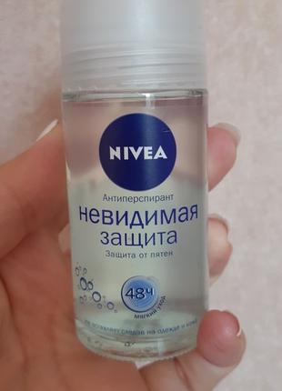 Шариковый дезодорант Nivea
