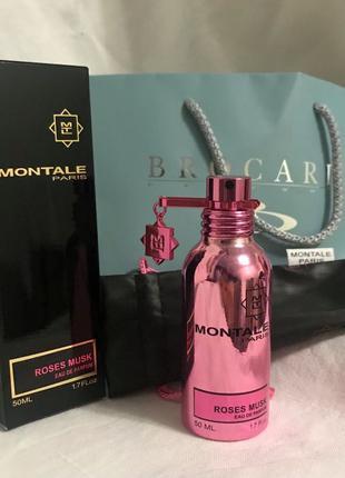 Духи парфюм Montale (Монталь) Roses Musc 50ml оригинал! Новые!
