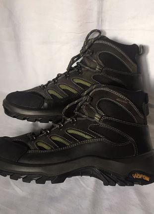 Треккинговые кожаные ботинки Bama tex Vibram (Lowa, Merrell) 4...