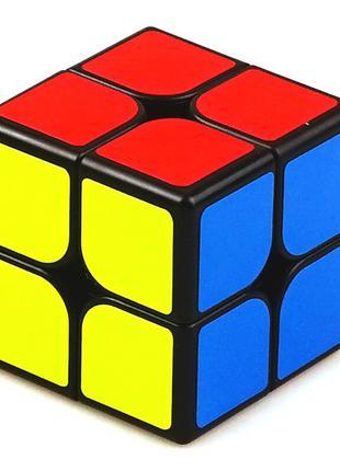 Кубик Рубика 2×2 ShengShou Mr. M Магнитный Черный