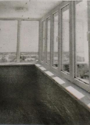 Утепленніє балконів