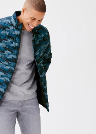 Демисезонная мужская куртка livergy евро размер л 52.