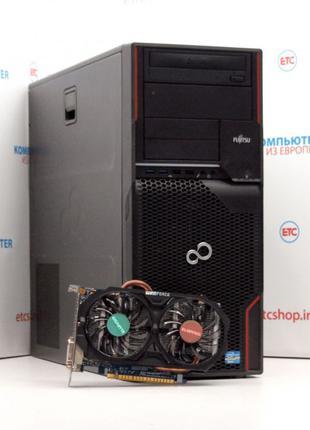 Fujitsu Celsius W520, E3-1280, 8GB DDR3, 256GB SSD, GTX 750 TI...