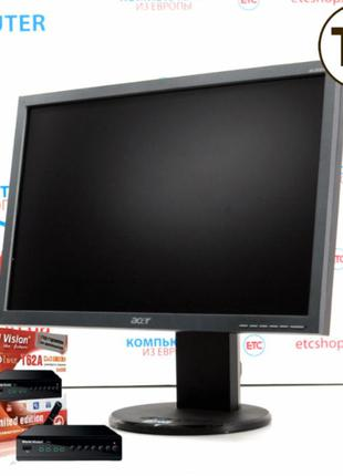 "Монитор Телевизор Acer B193WBYMDH TV World Vision T62A, 19"""