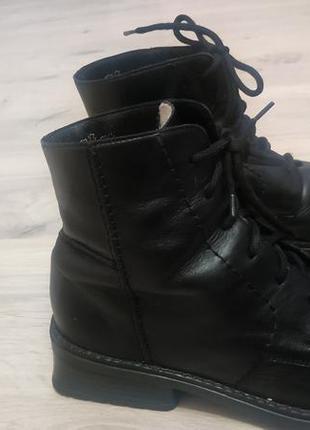 Кожание ботинки rieker 41