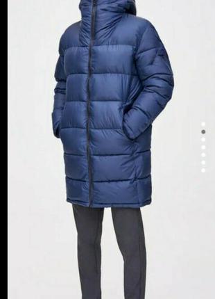 Зимняя мужская куртка pull&bear