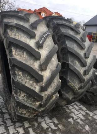 Шины 710/75r42 (710 70 42) , 70% для трактора. Без ремонта!