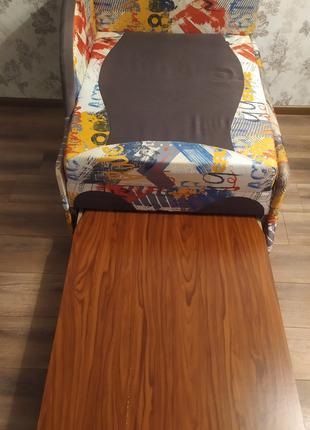 Детское кресло раскладное