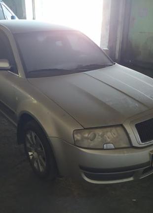 продажа авто б/у Skoda SuperB