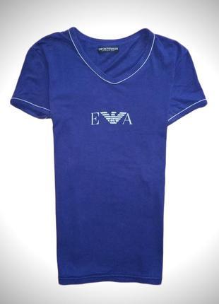 Женская футболка emporio armani оригинал