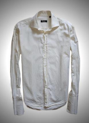 Рубашка под запонки corneliani