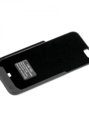 Чехол Для Apple iPhone 6 6 s акумулятора 3800mAh, 4 світлодіодни