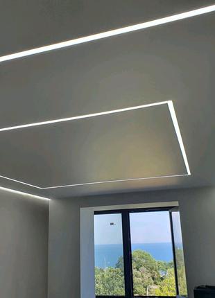 Натяжные Потолки Premium класса
