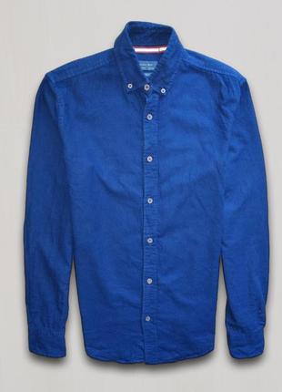 Стильная рубашка zara slim fit