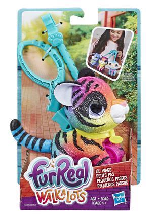 Интерактивная игрушка питомец на поводке тигренок furreal friends