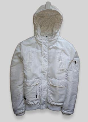 Крутая зимняя куртка jack jones