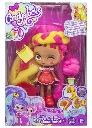 Кукла Candylocks сахарные волосы, Кенди Локс Сахарная Кенди с акс