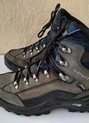 Трекинговые ботинки lowa оригинал, 25.5 см стелька, унисекс