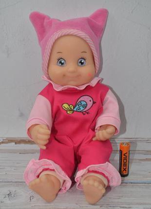 Кукла minikiss smoby миникисс смоби обалденный малыш цёмка