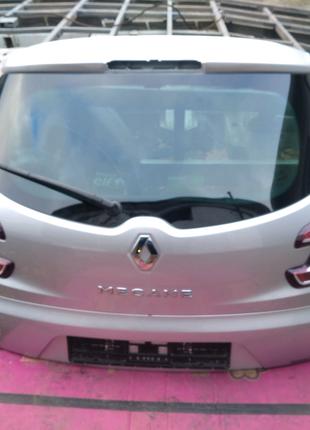 Продам кришку багажника Меган 3 універсал. Колір TED69