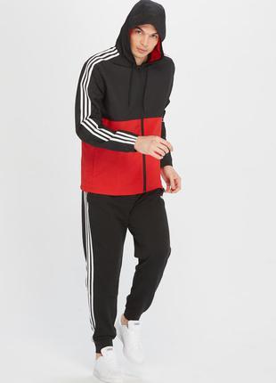 Мужские ветровки adidas essentials артикул fl8626