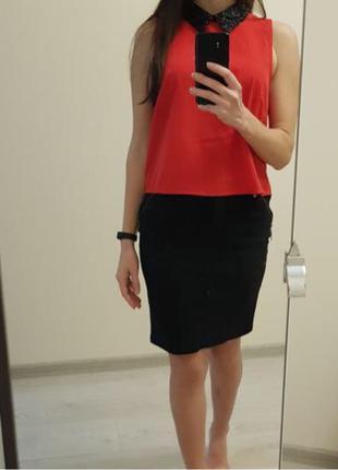 Блуза паетки