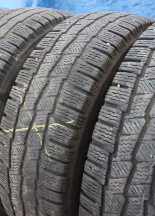 Шины грузовые 215-65-R16С MICHELIN AGILIS комплект зимняя рези...