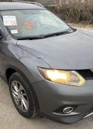 Разборка Nissan Rogue USA запчасти ниссан рог шрот x-trail тре...