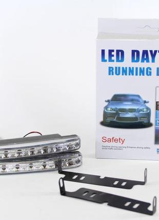 Дневные ходовые огни DRL 018, LED