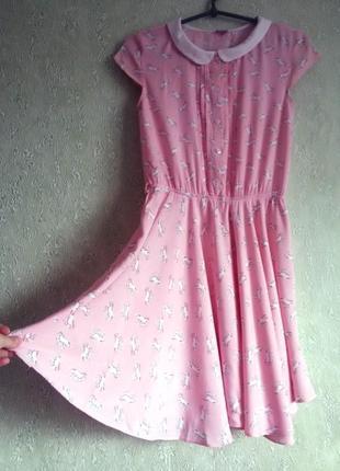 Платье f&f летняя распродажа -30%