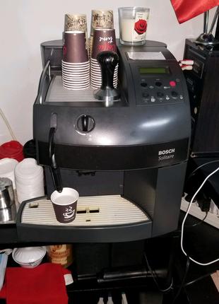 Кофемашина BOSCH Solitaire
