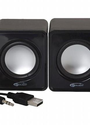 Компьютерная акустика GEMIX Mini Black