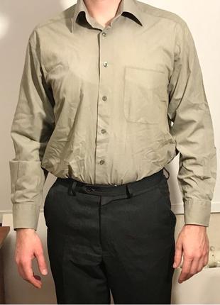 Мужская болотная рубашка
